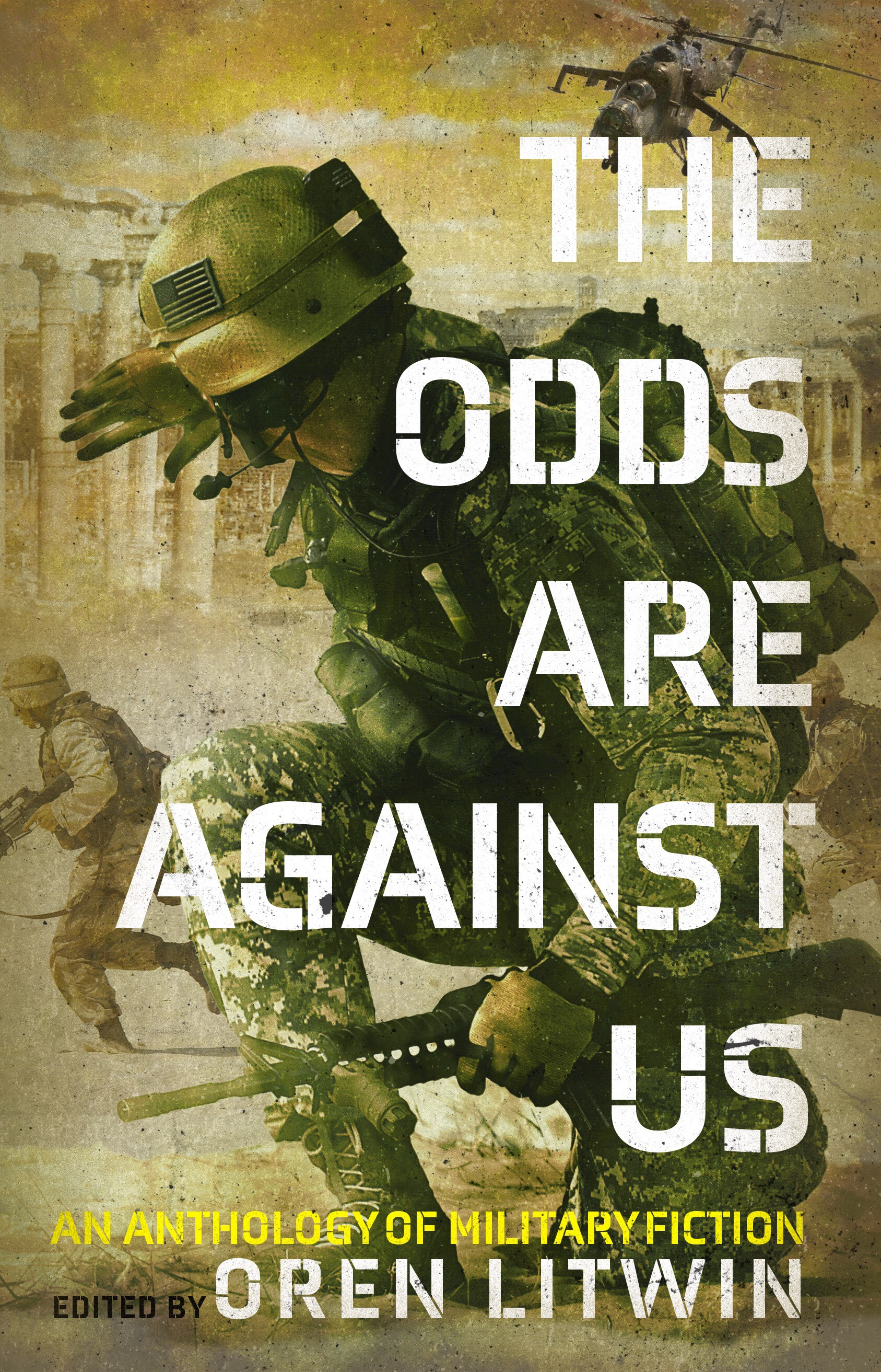 A NEW LIBERTY ISLAND BOOK: The Odds Are Against Us: An